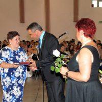 Simonné Kiri Ildikó főigazgatói dicséret, főnővér Gyermekosztály